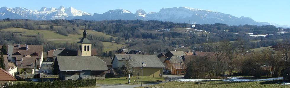 Commune d'Arbusigny